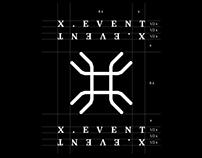 X . E V E N T - Branding