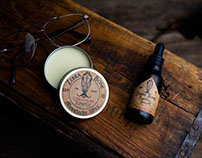 Zebra Bone - Hand made Beard Oil & Grooming products