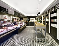 Beisser Hamburg | Retail Concept