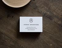 Jonas Granfors Identity