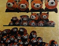 hoarding I ueno