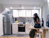 Kitchen for G.