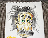 The Genius Einstein | In some creatively Comic Way