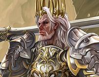 Rhégulus, roi légitime des terres d'exstorya - Core of