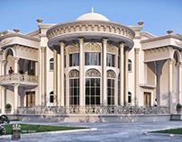 New classic palace