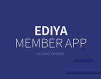 Ediya Membership App