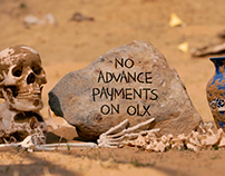 OLX's new ad campaign for 'Webwise'