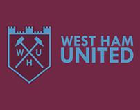 West Ham United FC Rebrand Project