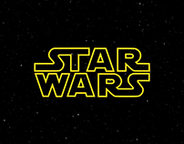 Star Wars Quotes on Video Background