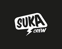 Suka Crew - Social launch campaign.