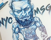 CONOR MCGREGOR THE NOTORIOUS