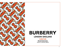 Burberry Brand Extension