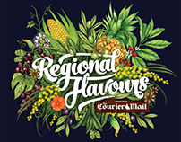 Illustration for Regional Flavours 2015