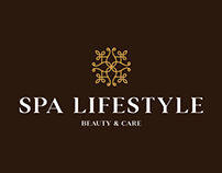 Spa Lifestyle Rebrand