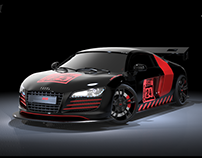 Automobile Modeling: Audi R8