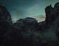 Audi E-TRON /// with Chris Delorenzo