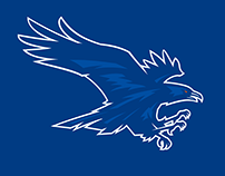 Seijo University Men's Lacrosse Team Logo