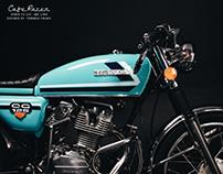 Honda CG 125 - Cafe Racer