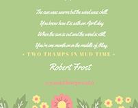 Robert Frost design