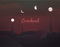 ConeHead: Land of the moon