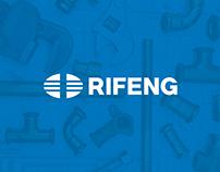 RIFENG - Brand Identity Design