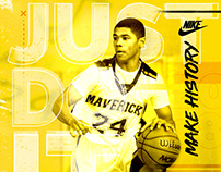 Nike Poster | Huarache