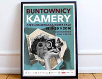 Festiwal Buntownicy Kamery Czechosłowacka Nowa Fala