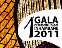 1° Gala de personalidade project - Mozambico 2011