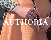 Authoria Fall Winter 2015