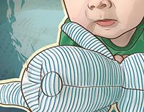 Pietro's Illustrated Poster