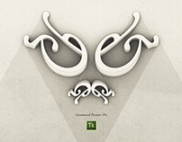 Typekit Ampersand Wallpaper Series #1