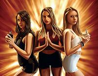Boca Vapes - Vape Angels - Digital Painting