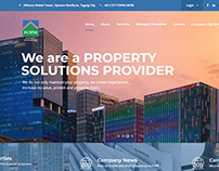 First Oceanic Property Management Website