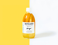 Boticario - Label Design