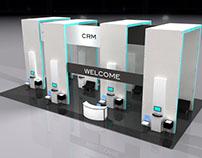 Oracle Open World CRM Pavillion Designs