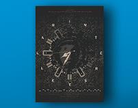 Interstellar poster (Fan Art)