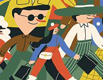 Quartz Illustration