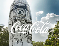 Coke Bottle 125 years || Organ Donation Edition