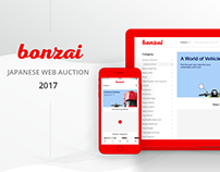 Bonzai - Japanese Web Auction