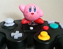Kirby sculpt