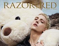 """Disorder"" for Razor Red Magazine"