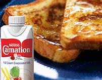 Carnation Milk - Social Media Posts
