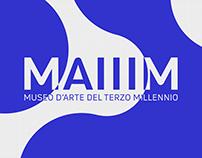 MAIIIM • Museo d'Arte del Terzo Millennio
