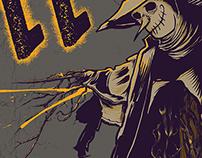 Boneyard Boogey 2015 Poster