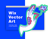 Wix Vector Art