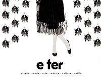 eter magazine / creative and editorial direction