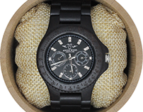 Buy Personalized Women Wooden Watches Online