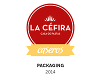 Packaging La Céfira - Caseros