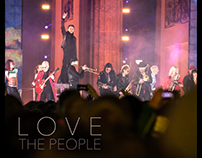 LoveThePeople - Clueso