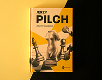 Jerzy Pilch Book Cover